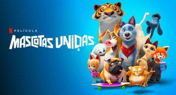 Razas de Mascotas Unidas, la película y nombres de sus perros
